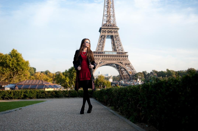 15 anos em paris