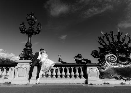 fotografo casamento em paris