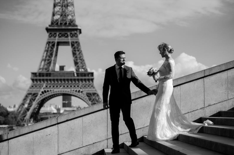 fotografo de casamento em paris