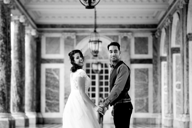 fotos casamento no chateau de versailles
