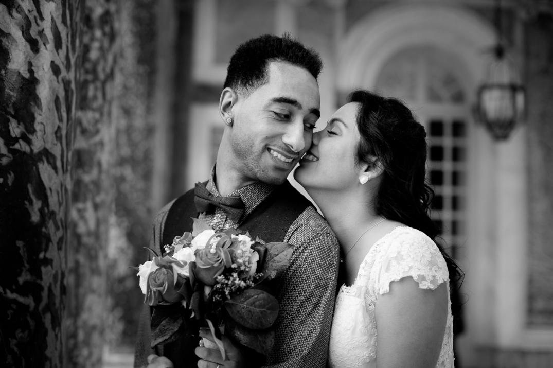 sessao de fotografias de noivos em paris