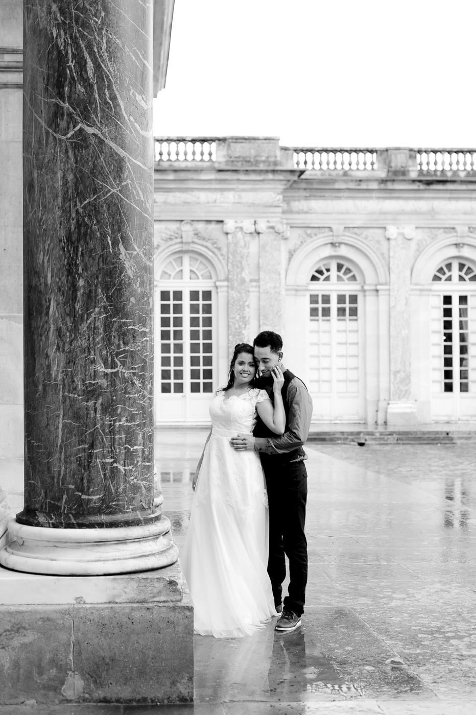 fotos de casamento versailles