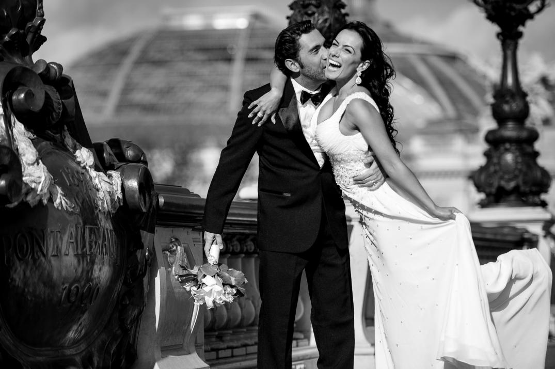 sessao de fotos romantica em paris