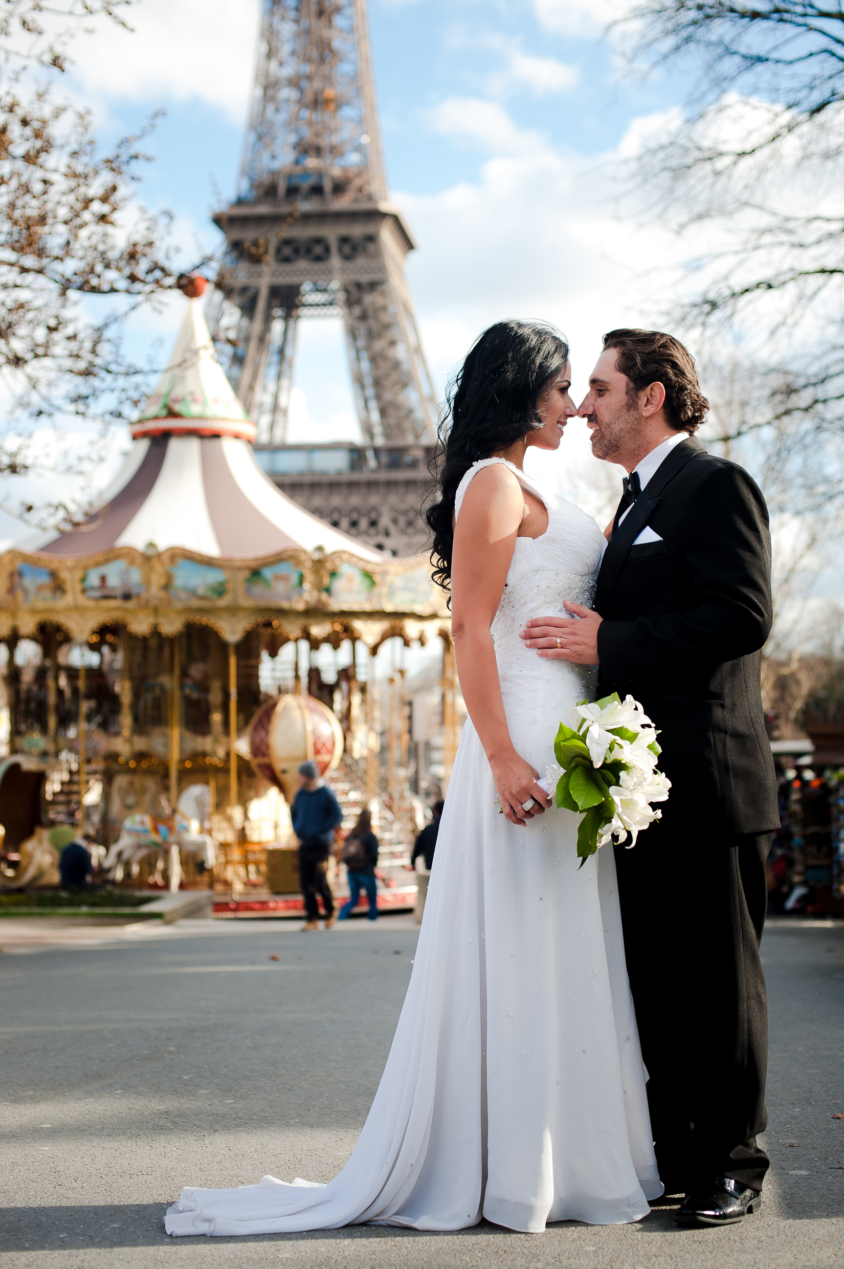 mini wedding paris