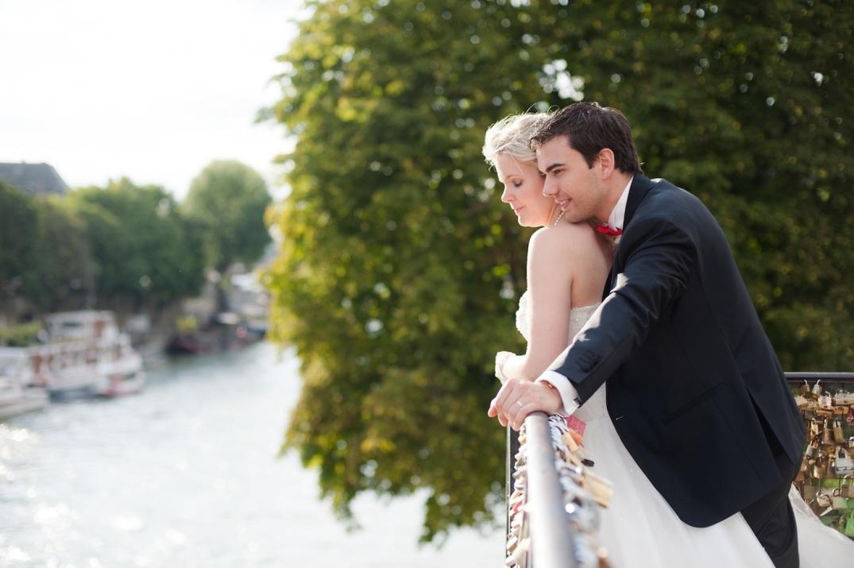 sesao de fotos de noivos em paris