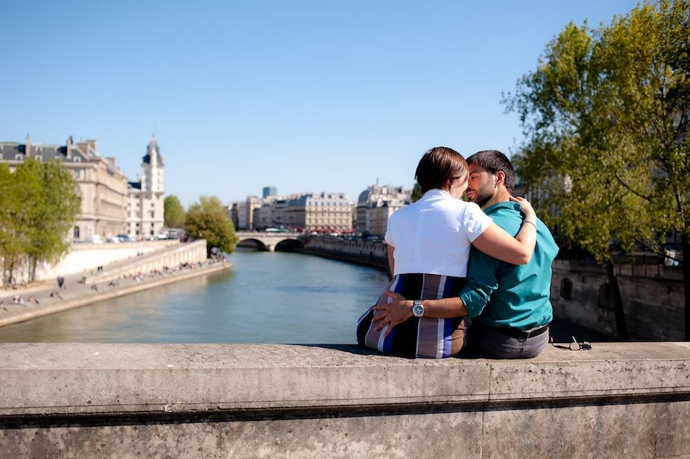 sessao de fotos em paris ponte neuf