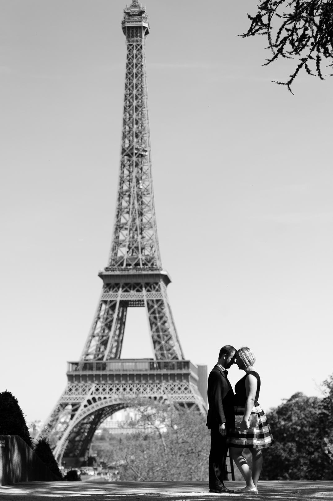 fotos de noivos em paris