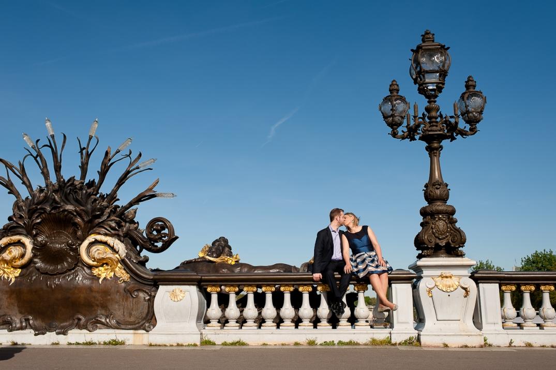 fotos de casais de noivos em paris