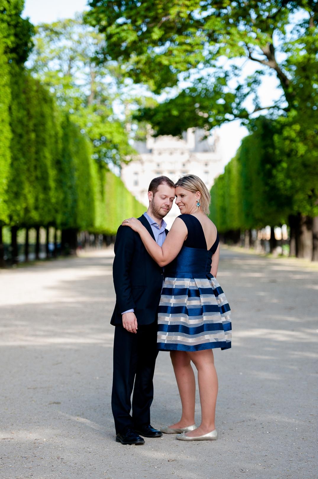 fotos de casais em paris