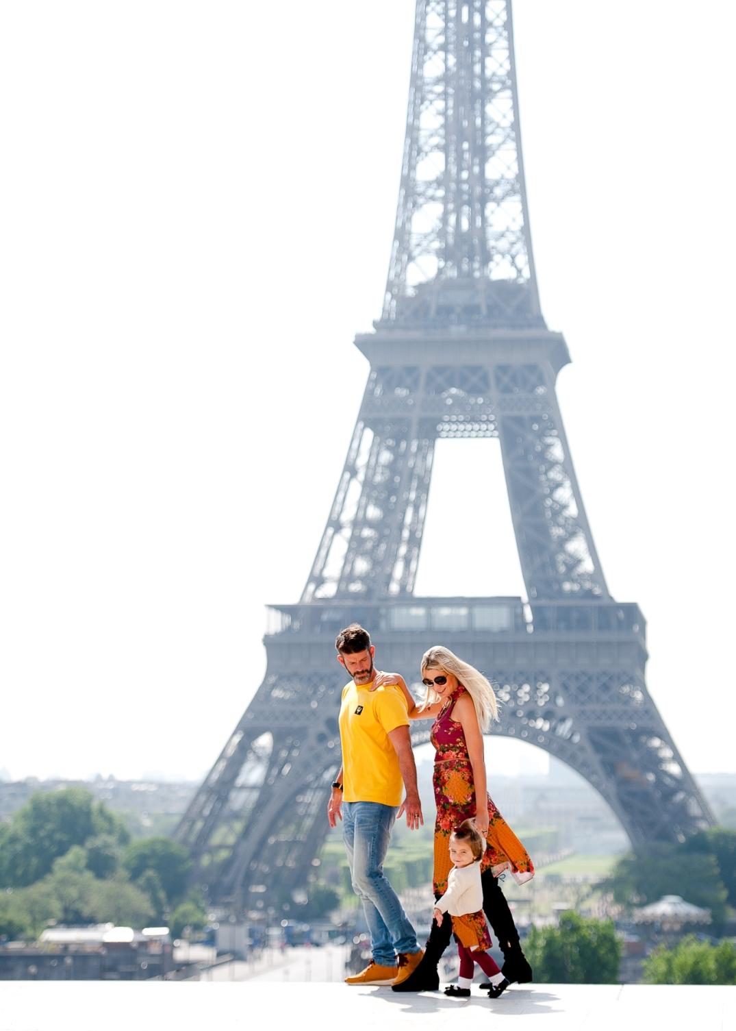 ensaio fotografico de familia em paris