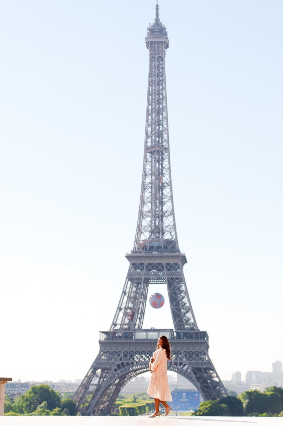 sessao fotografica de gestante em Paris
