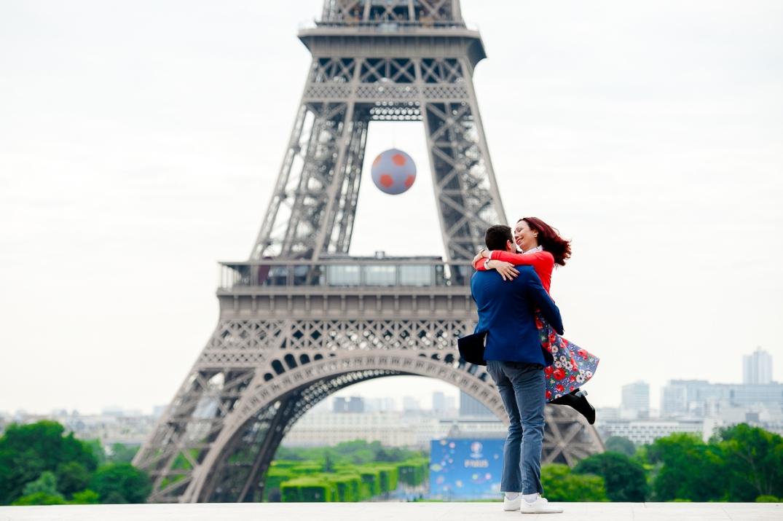 book fotografico em paris
