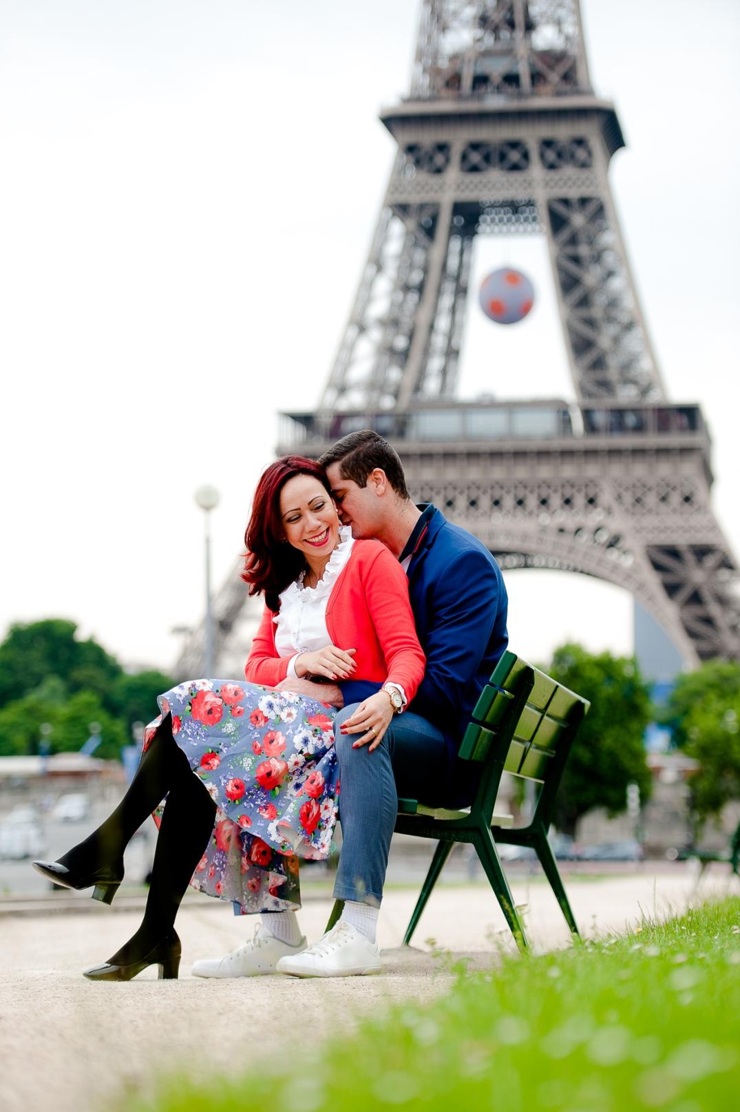 book de fotos em paris