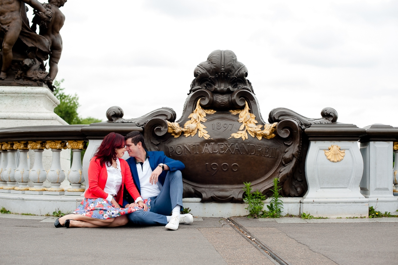 fotografias romanticas em paris