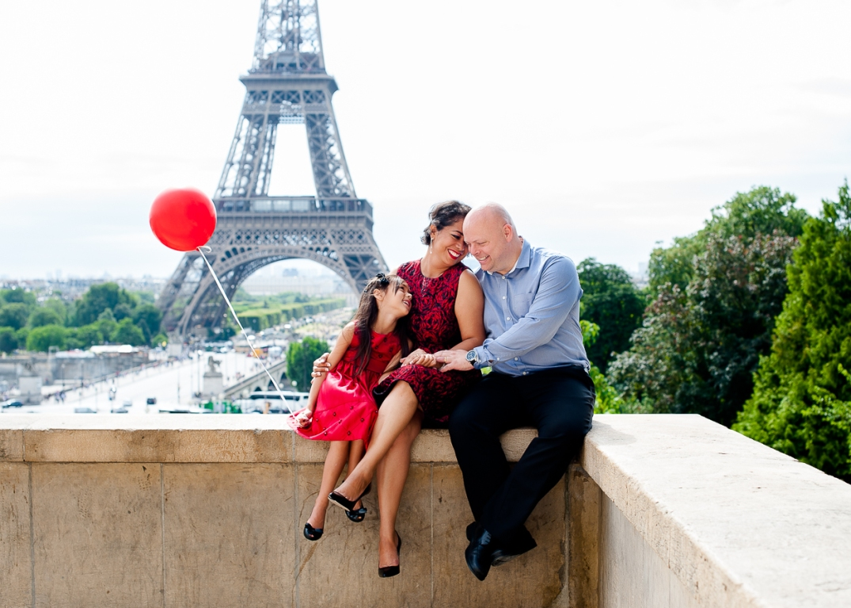 ensaio de fotos de familia em paris