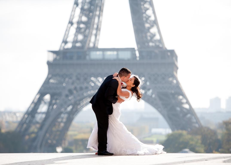 casamento na torre eiffel paris