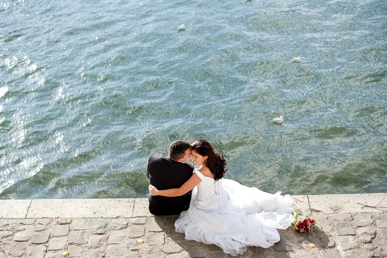 reportagem de casamento em paris