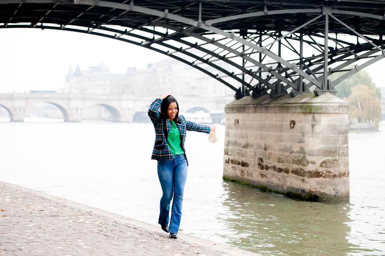 blogueira brasileira em paris