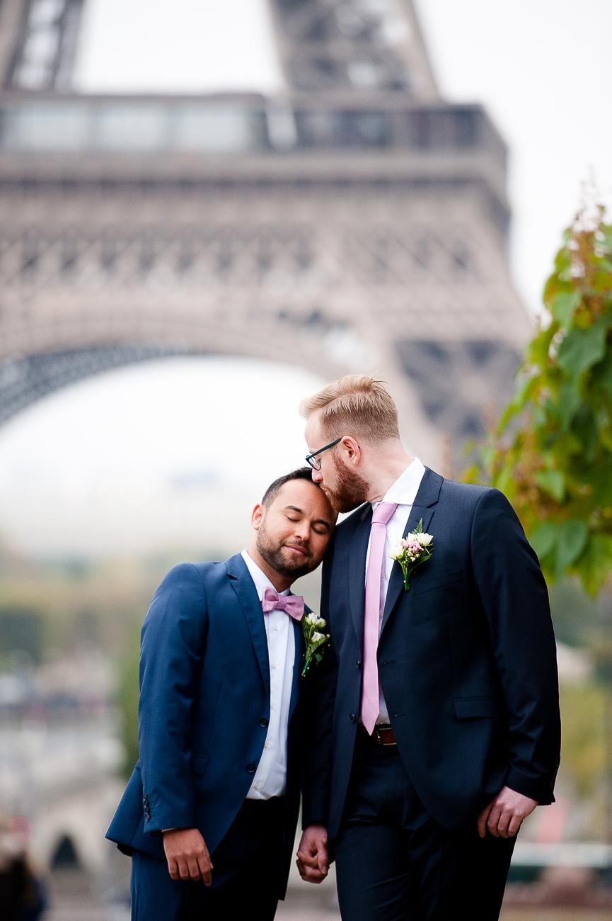 casamento em paris