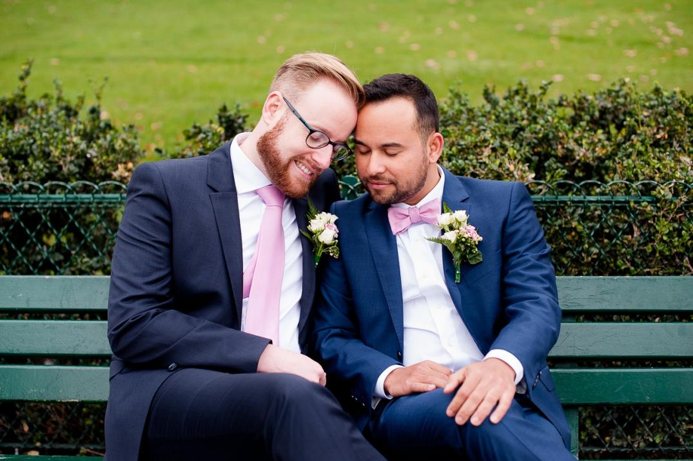 casamento gay em paris