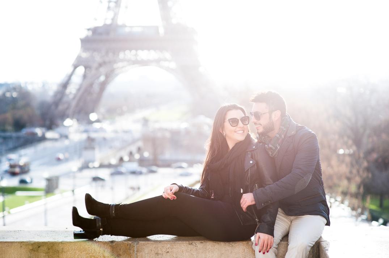 ensaio de fotos paris