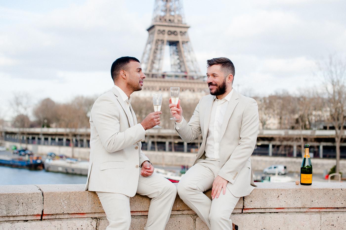 Bruno e Fabio em Paris-0207