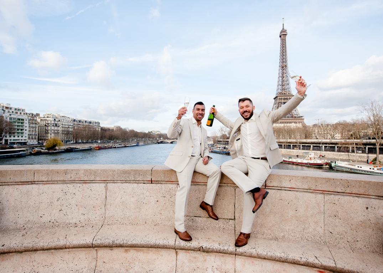 Bruno e Fabio em Paris-0213